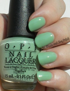 OPI Damone Roberts 1968 | Be Happy And Buy Polish