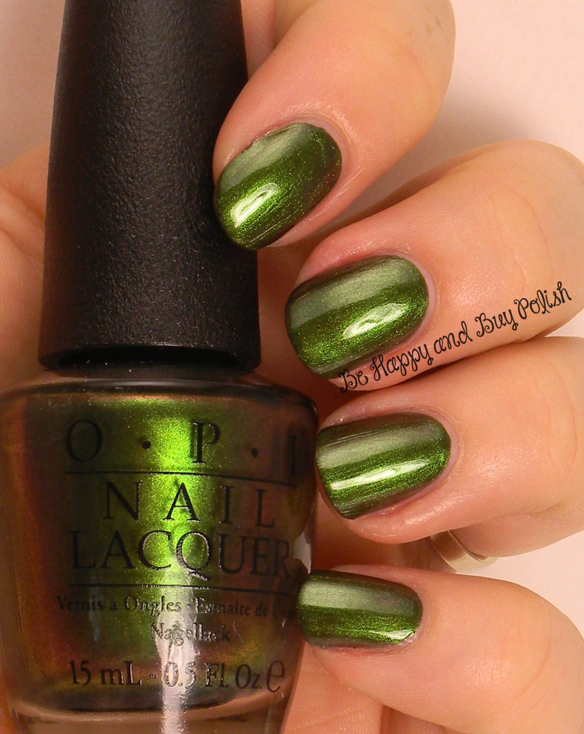 OPI Coca-Cola Nail Polish Collection (partial)