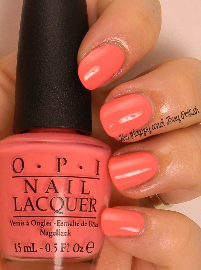 OPI Sorry I'm Fizzy Today | Be Happy And Buy Polish