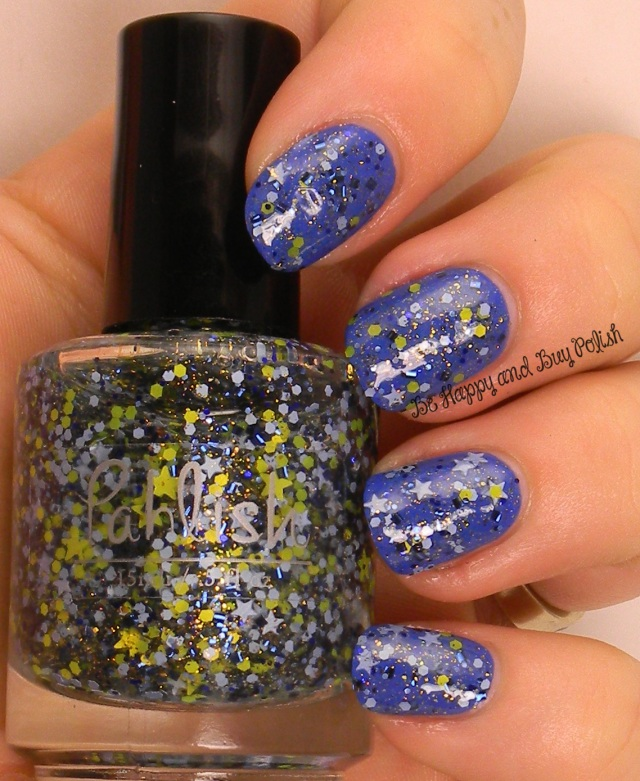 Pahlish Fields of Provence, Brighter than Sunflowers | Be Happy And Buy Polish