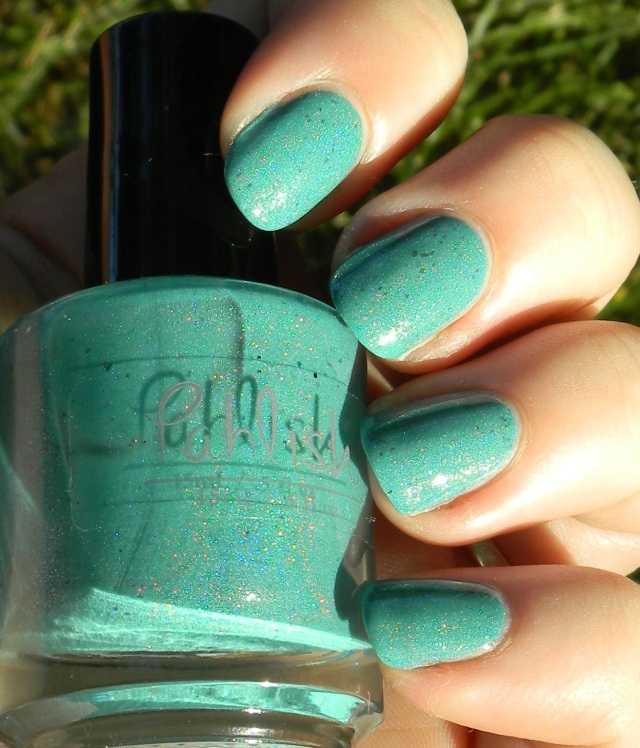 Pahlish Taking the Weather Personally | Be Happy And Buy Polish