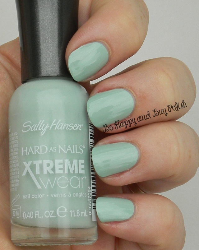 Sally Hansen Xtreme Wear Kelp Yourself | Be Happy And Buy Polish