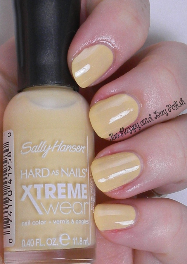Sally Hansen Xtreme Wear Teeny Bikini | Be Happy And Buy Polish