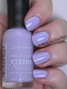 Sally Hansen Xtreme Wear Water Orchid | Be Happy And Buy Polish