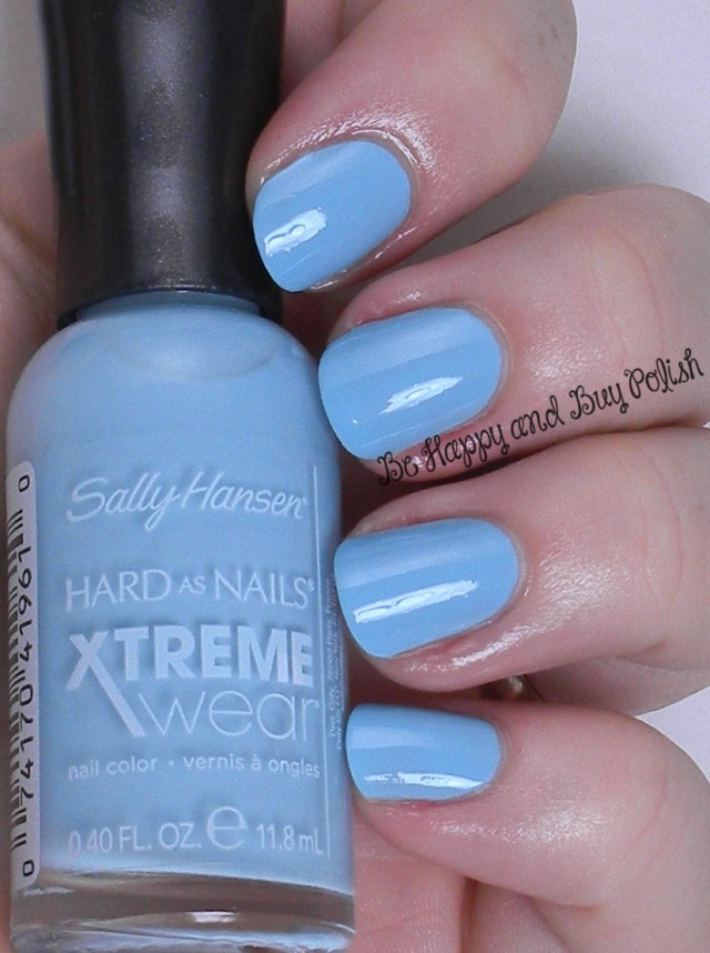 Sally Hansen Xtreme Wear Wet Suit | Be Happy And Buy Polish
