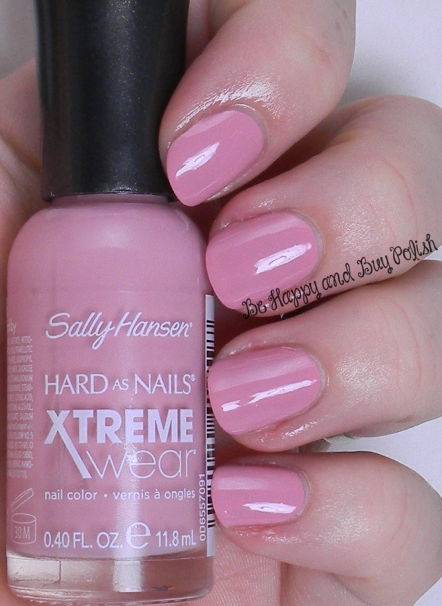 Sally Hansen Xtreme Wear You're Crabby | Be Happy And Buy Polish