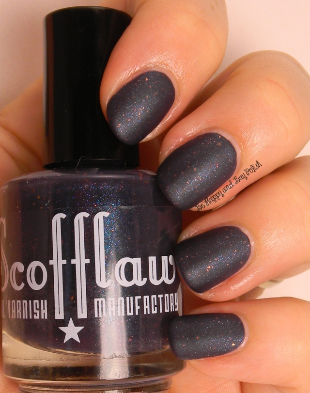 Scofflaw Love Letter to Ziggy Pop | Be Happy And Buy Polish