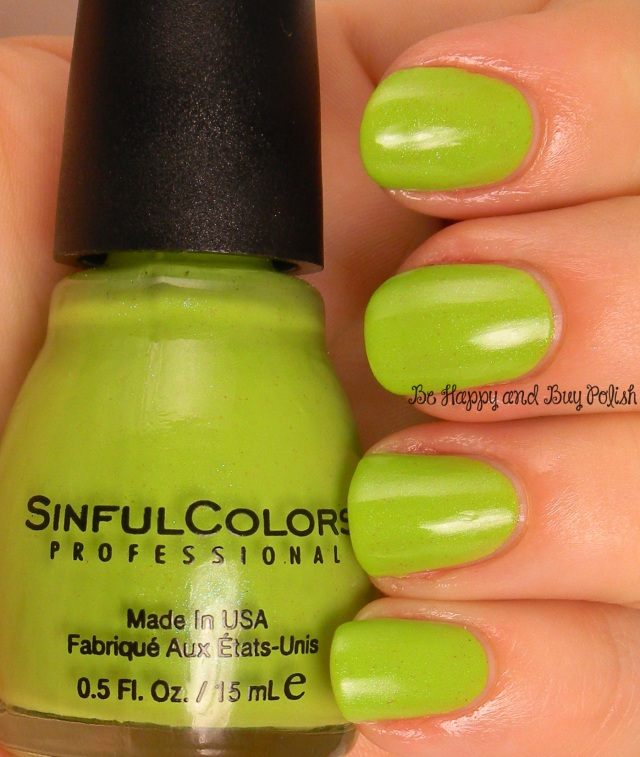 Sinful Colors Curry Up | Be Happy And Buy Polish