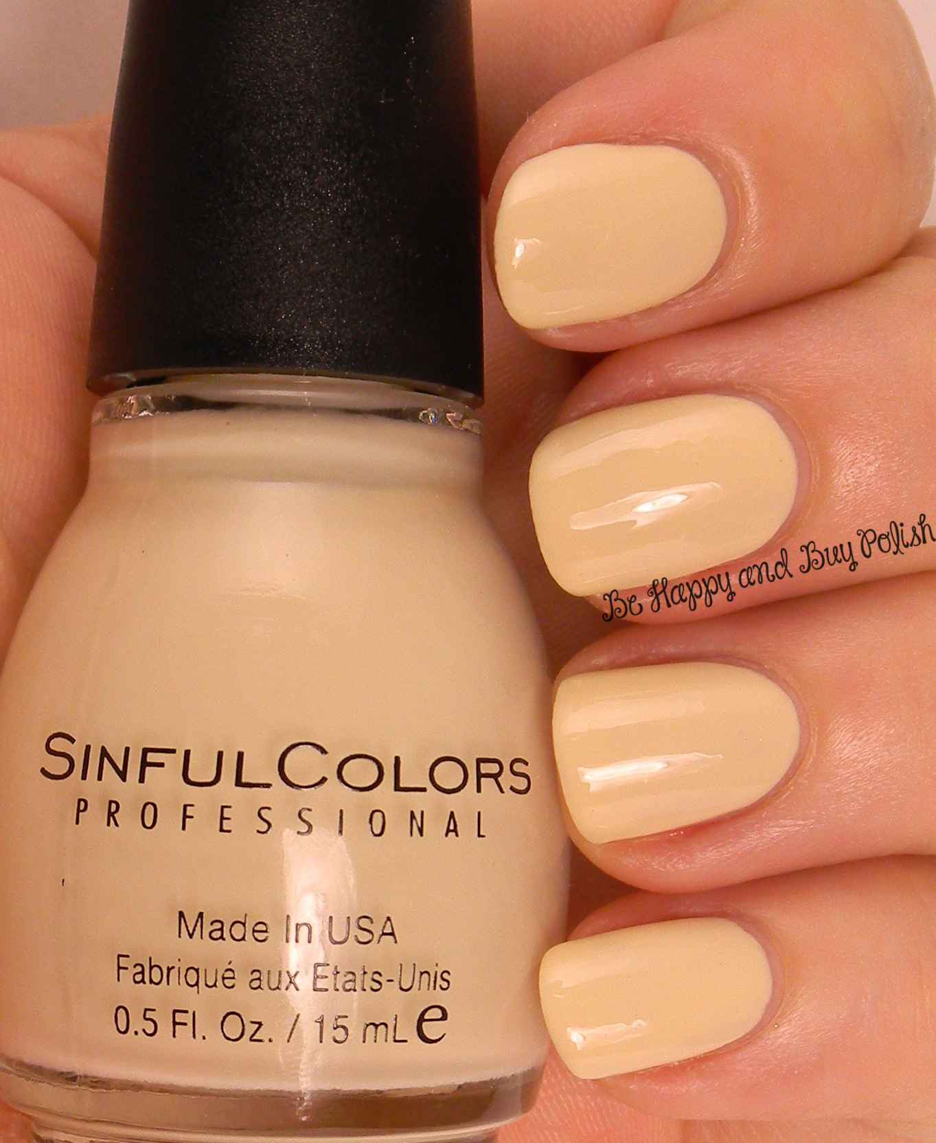 Sinful Colors Summer creme nail polishes 2014 | Be Happy and Buy Polish