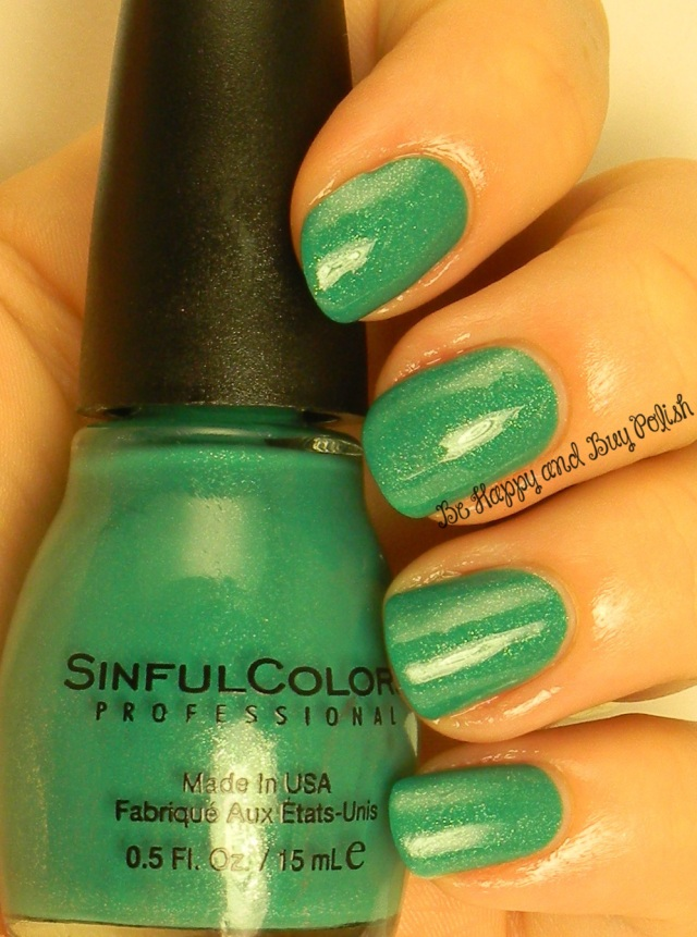 Sinful Colors Peppered Amazon | Be Happy And Buy Polish