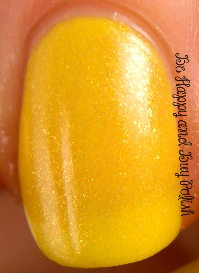 Sinful Colors Yellow Spotted | Be Happy And Buy Polish