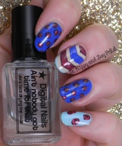 2014 Birthday Nails skittlette | Be Happy And Buy Polish