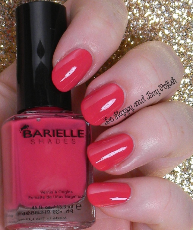 Barielle Barefoot in Bermuda | Be Happy And Buy Polish