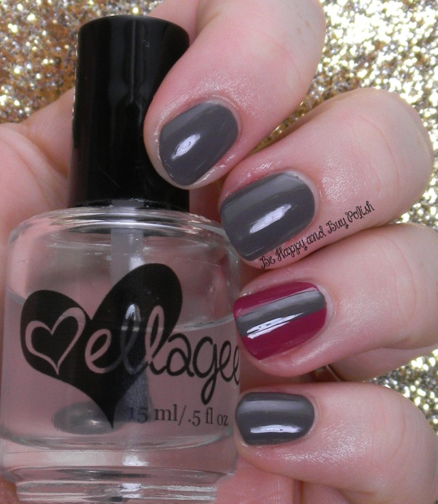 Barielle Berry Posh, Taupe Notch | Be Happy And Buy Polish