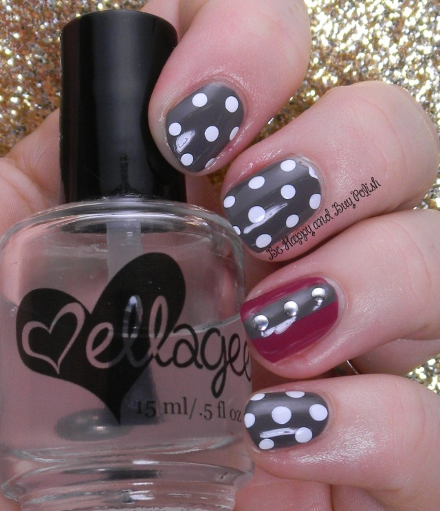 Barielle Berry Posh, Taupe Notch, Sinful Colors Snow Me White | Be Happy And Buy Polish