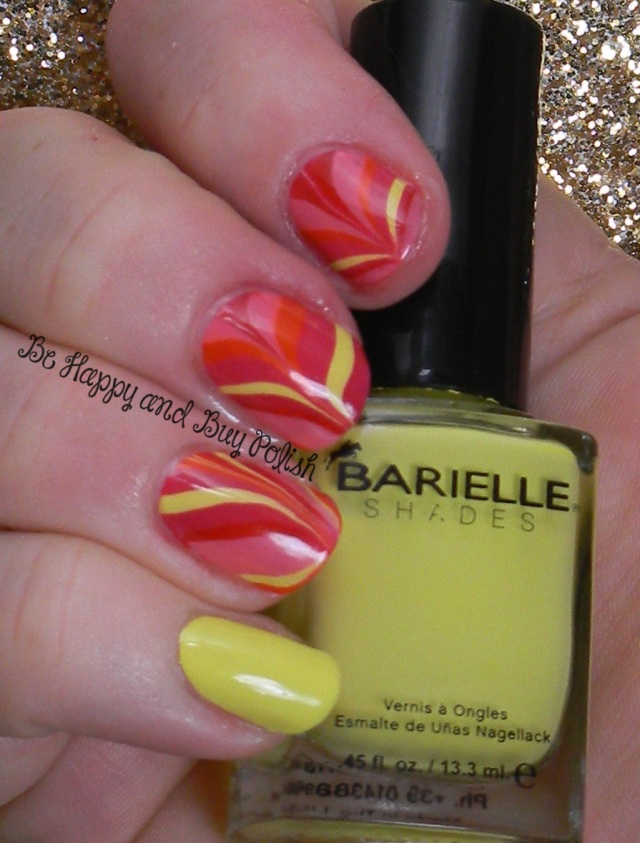 Barielle Keys collection water marble | Be Happy And Buy Polish