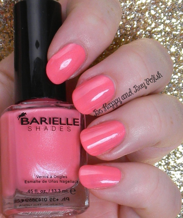 Barielle Topless in St. Tropez | Be Happy And Buy Polish