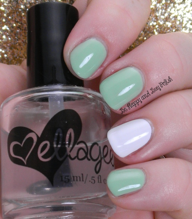 Jessica Sharktooth, Color Club La Petit Mint-Sieur | Be Happy And Buy Polish