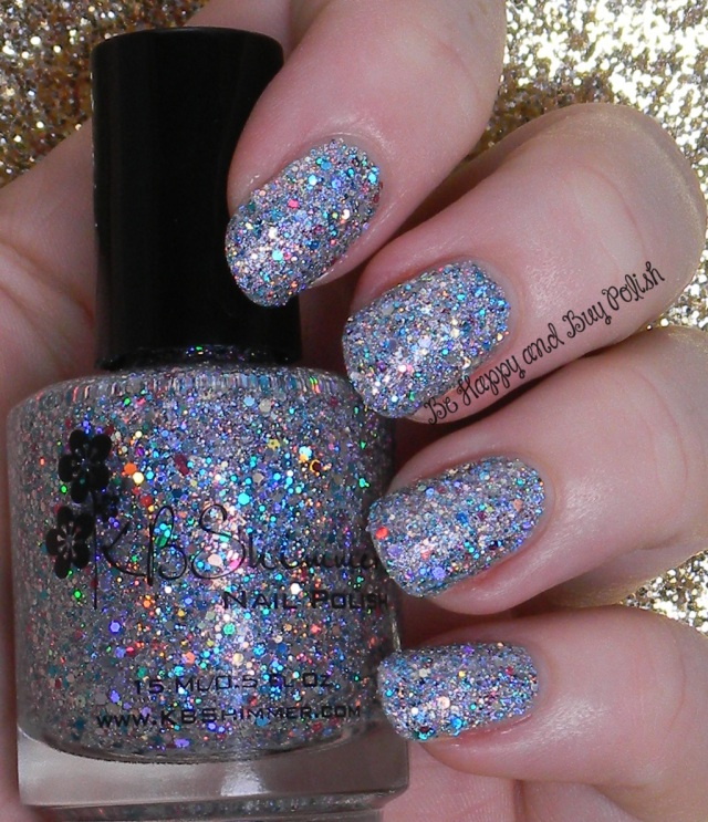 KBShimmer Hexy Bikini | Be Happy And Buy Polish