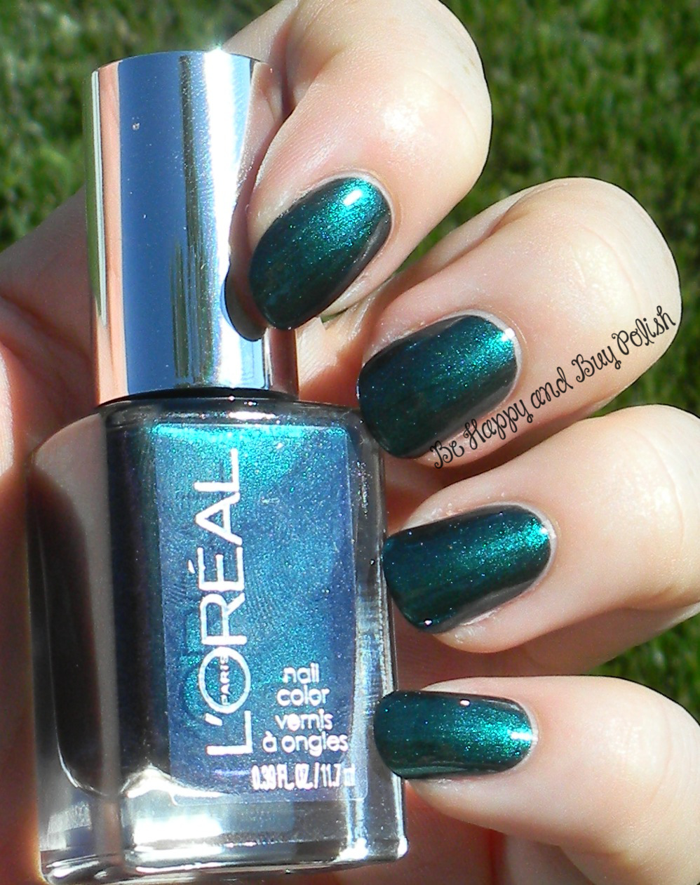 L\'Oreal Nail Polish The Muse\'s Attitude + The Mystic\'s Fortune | Be ...