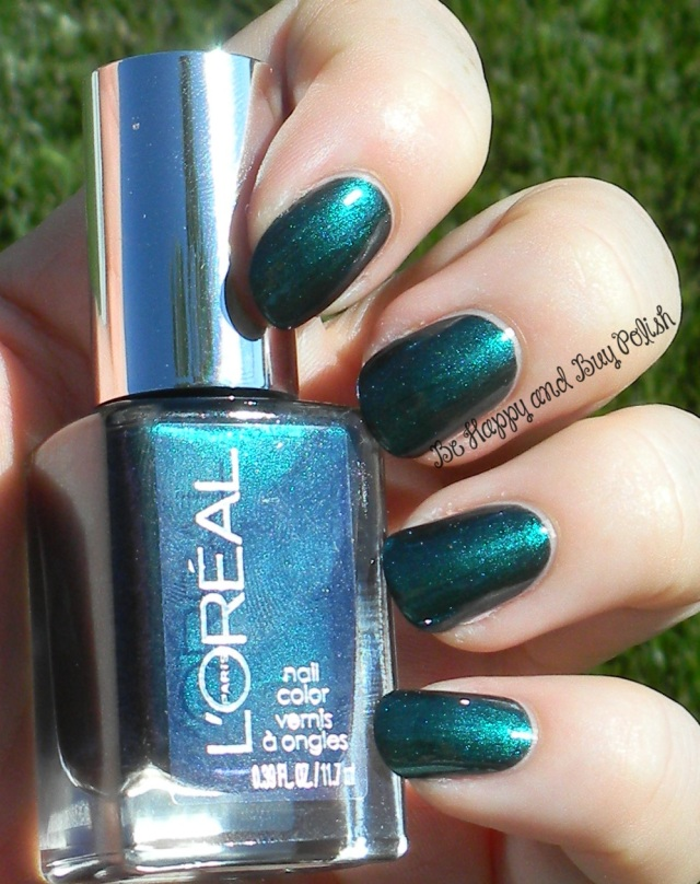 L'Oreal The Muse's Attitude | Be Happy And Buy Polish