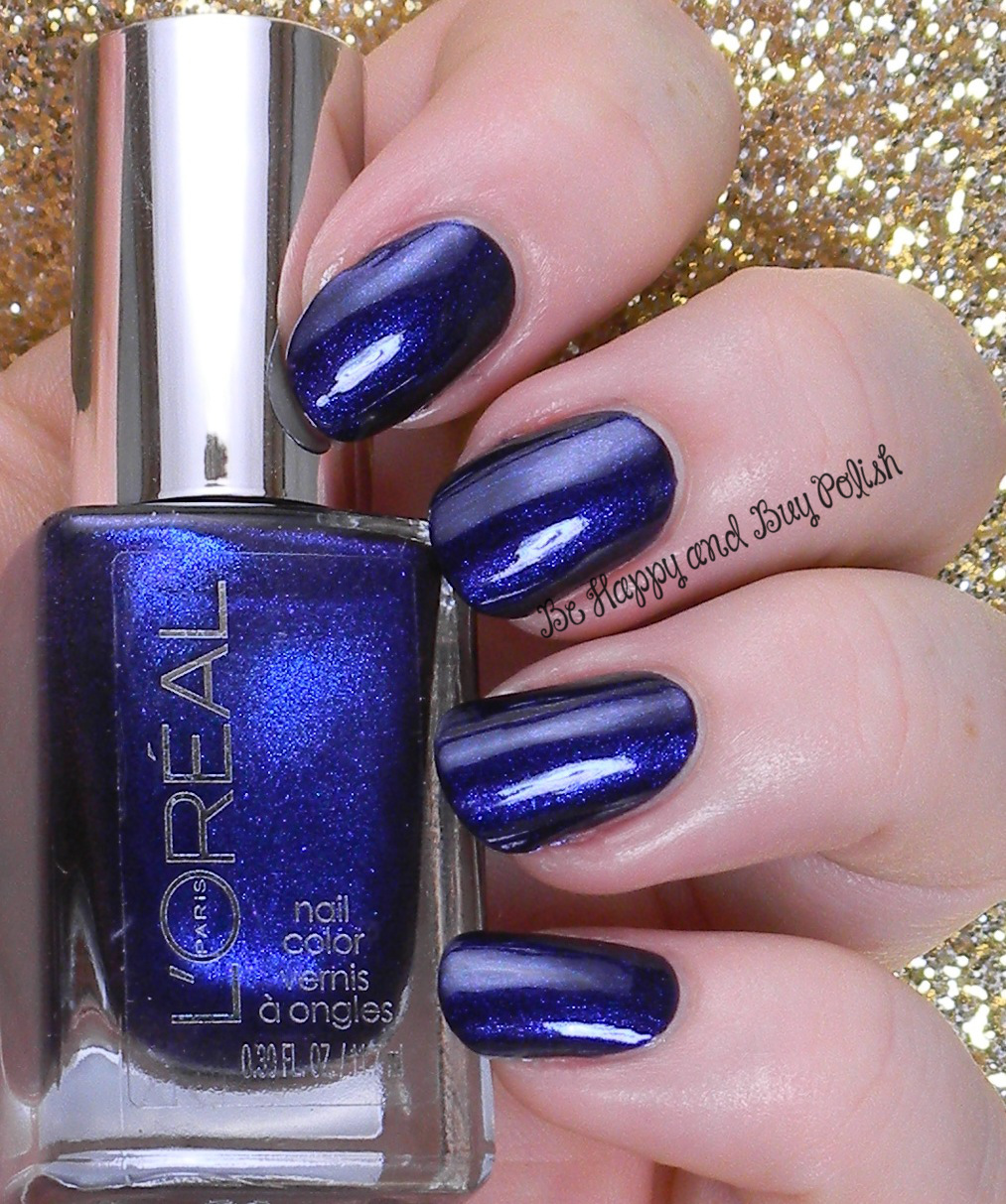 L\'Oreal Nail Polish The Muse\'s Attitude + The Mystic\'s Fortune   Be ...
