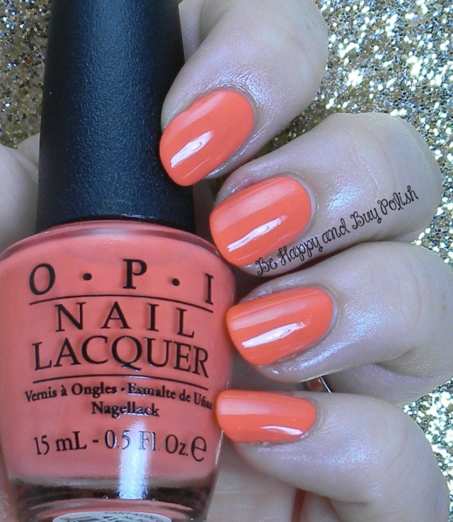 OPI Can't Afjord Not To | Be Happy And Buy Polish