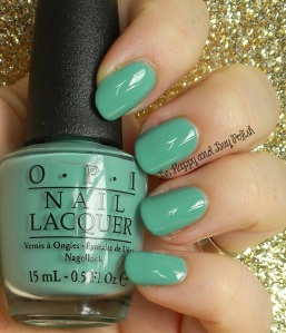 OPI My Dogsled is a Hybrid | Be Happy And Buy Polish