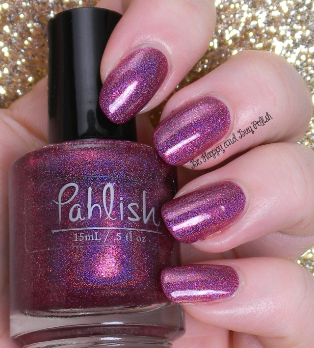 Pahlish Lambrusco | Be Happy And Buy Polish