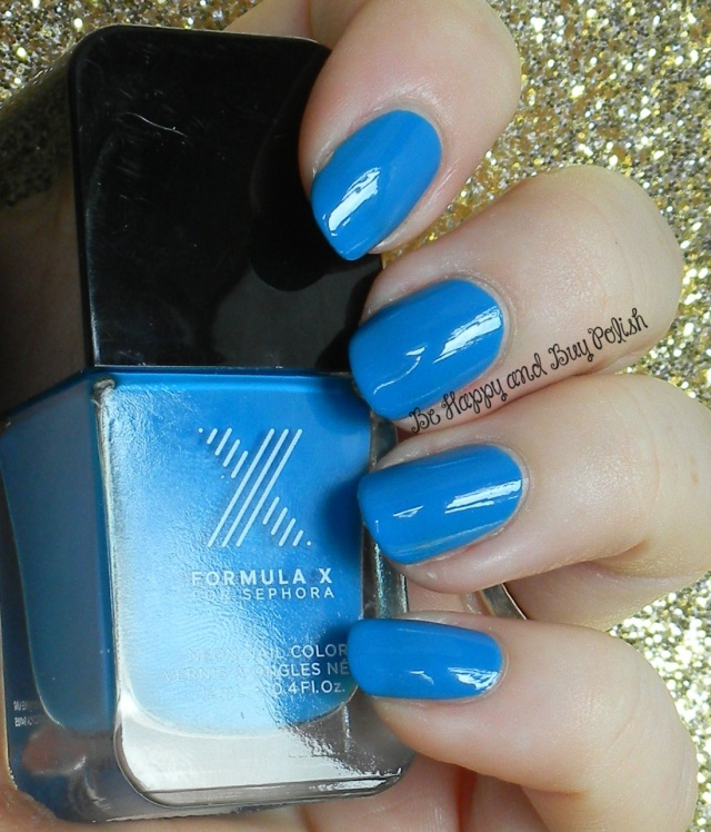 Sephora Formula X Zing | Be Happy And Buy Polish