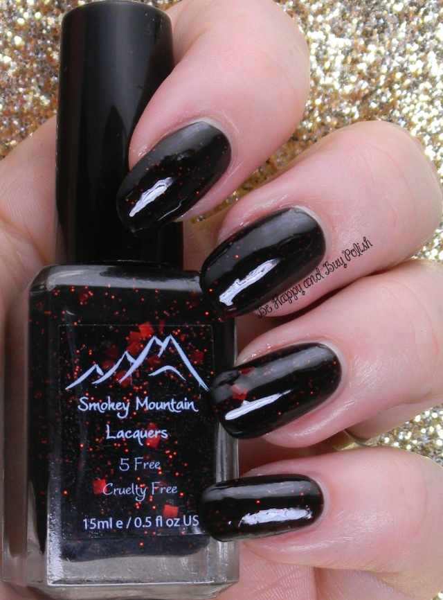 Smokey Mountain Lacquers Cauldron Stew | Be Happy And Buy Polish
