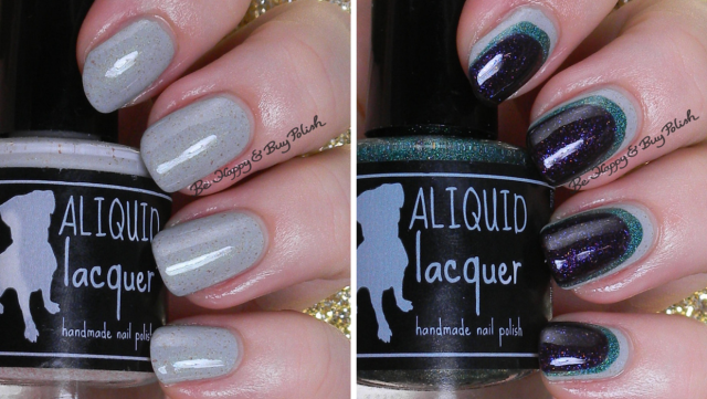 ALIQUID Lacquer Make a Wish, Quiet Night In, Hidden City | Be Happy And Buy Polish