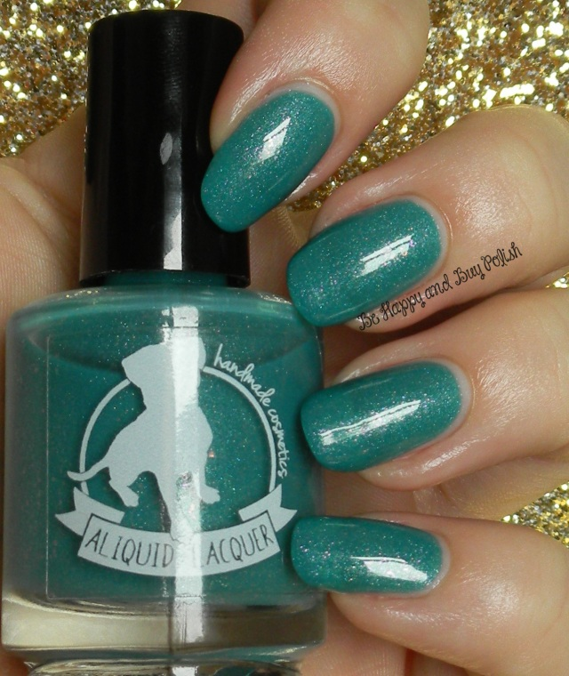 ALIQUID Lacquer Puppy Love | Be Happy And Buy Polish