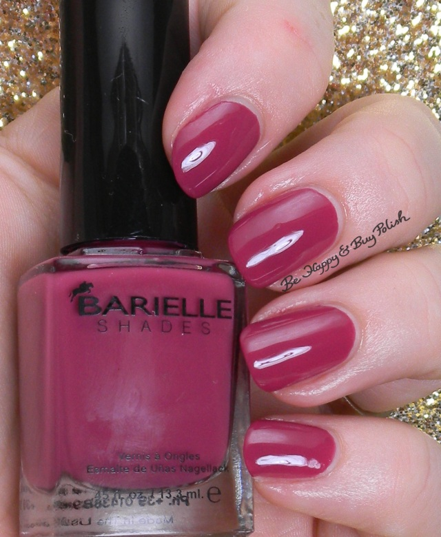 Barielle Berry Posh | Be Happy And Buy Polish