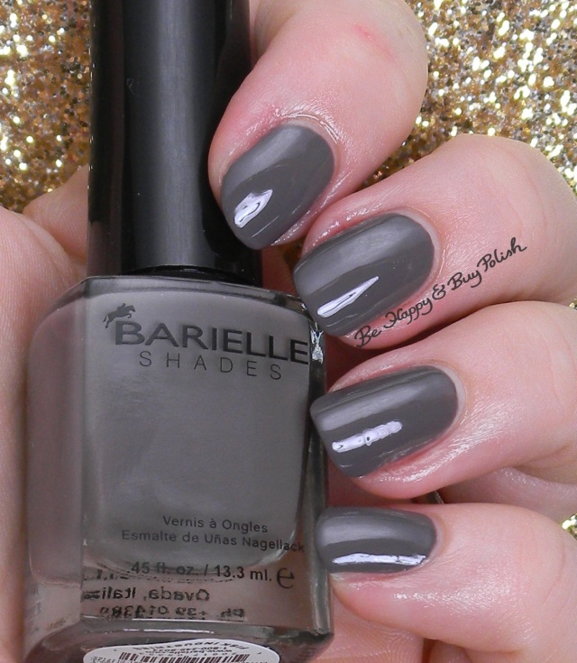 Barielle Taupe Notch | Be Happy And Buy Polish