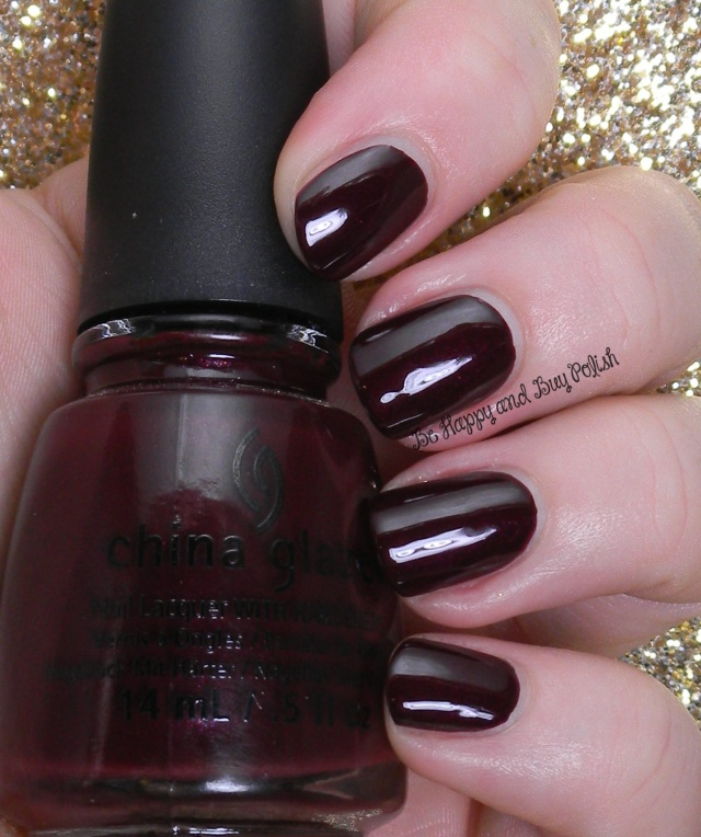 China Glaze Conduct Yourself | Be Happy And Buy Polish