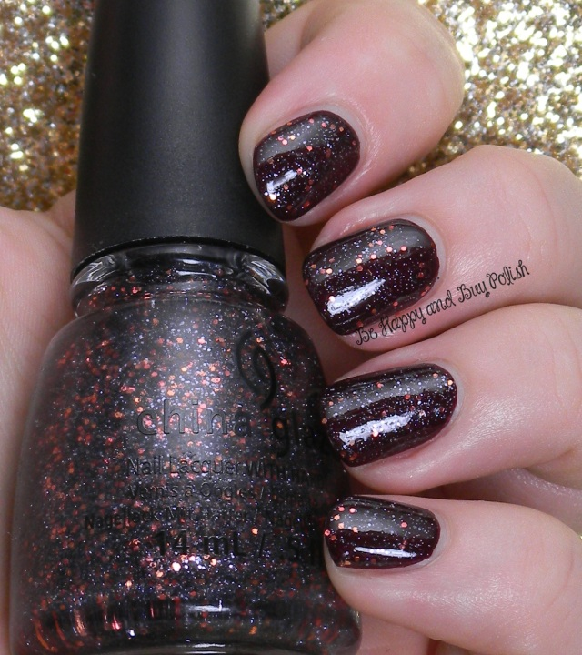 China Glaze Loco-Motive over Conduct Yourself | Be Happy And Buy Polish