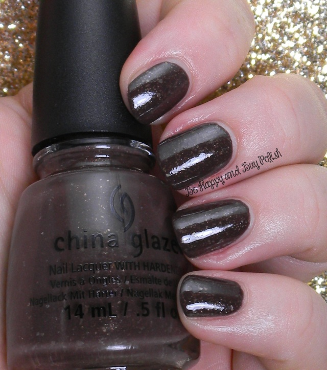 China Glaze Lug Your Designer Baggage | Be Happy And Buy Polish