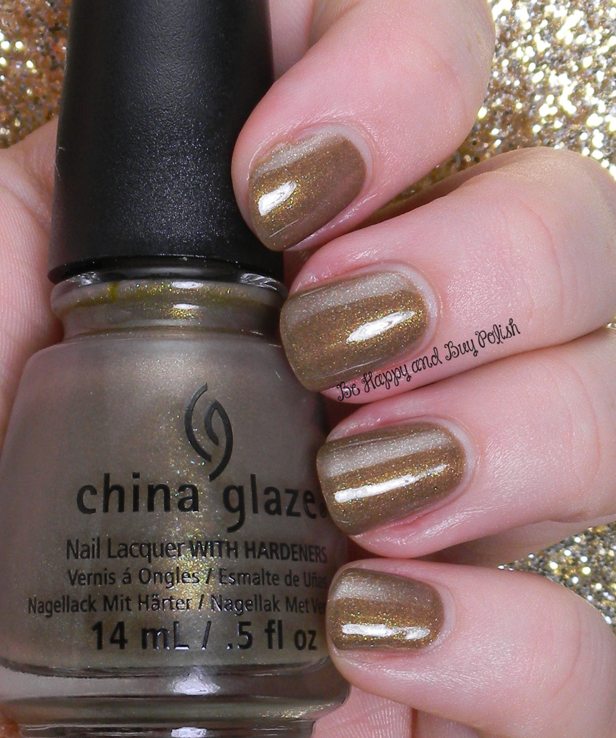 China Glaze All Aboard collection (partial) | Be Happy and Buy Polish
