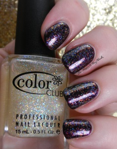 Color Club Si Vous Please!, The Uptown, Winter Affair | Be Happy And Buy Polish