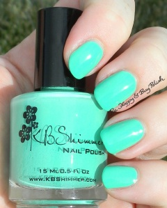 KBShimmer Shore Thing | Be Happy And Buy Polish