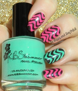 KBShimmer Beach Please, Shore Thing, Above the Curve The Silence | Be Happy And Buy Polish