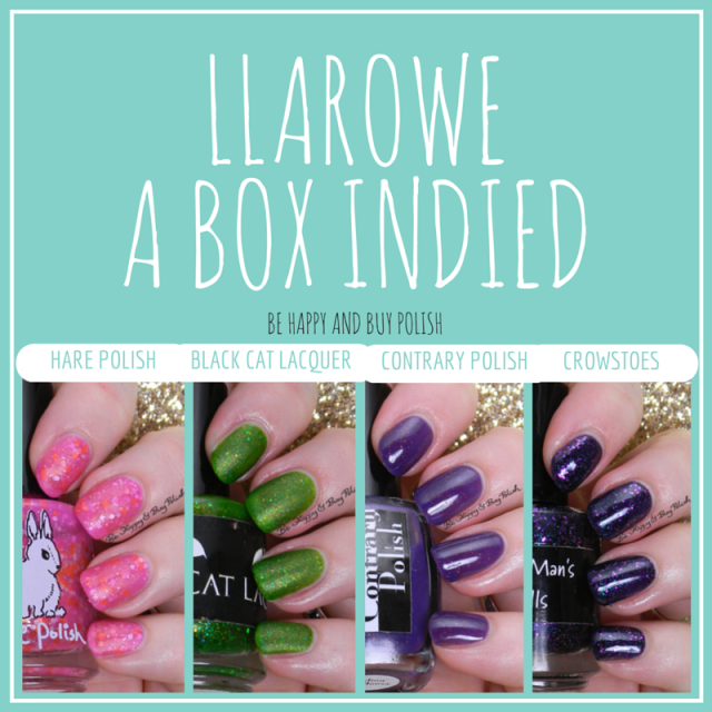 May A Box Indied from Llarowe | Be Happy And Buy Polish