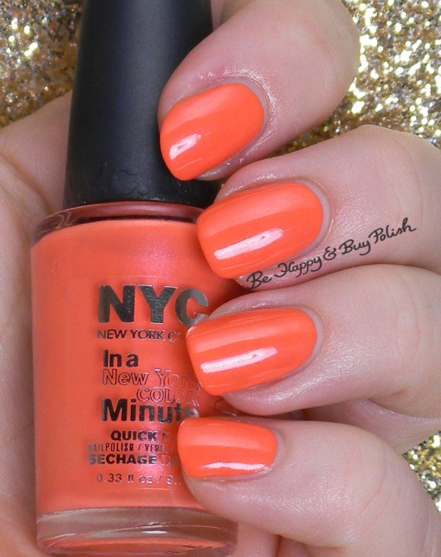 NYC New York Color Animal Instinct | Be Happy And Buy Polish