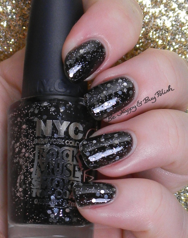 NYC New York Color Rock Muse | Be Happy And Buy Polish