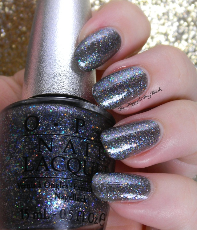 OPI DS Titanium | Be Happy And Buy Polish