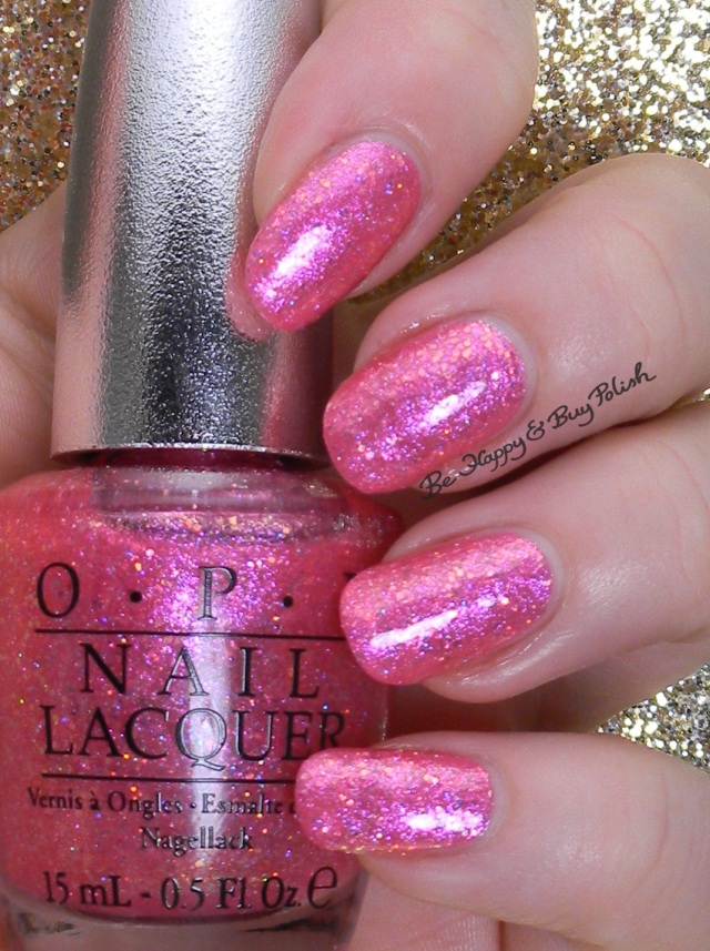 OPI DS Tourmaline | Be Happy And Buy Polish