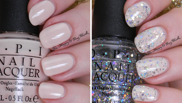 OPI Man Repeller, Snowflakes in the Air | Be Happy And Buy Polish