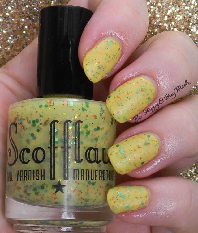 Scofflaw Insert Lemon Pun Here | Be Happy  And Buy Polish