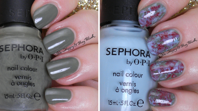 Sephora by OPI Caught with My Khakis Down, Havana Dreams, High Maintenance | Be Happy And Buy Polish